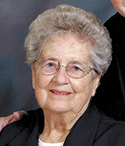 Margaret Pritchard Williams, 92