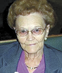 Martha Jewel Hyder Norville Alley, age 88