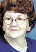 Mary Louise Ayers age 87
