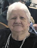Mary Catherine Robertson Cooksey, age 84