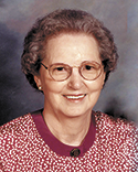 Mary Eunice Harrill, age 88