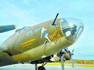Memphis Belle has extended stay in Rutherford; to the delight of historians