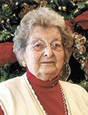 Polly Marie Beam Branch, age 92