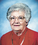 Ruth Hodge Maxwell, age 91