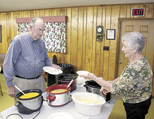 Soup Supper Fundraiser