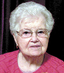 Winnie Conner Hensley, 93,