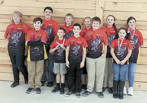 Archery Team to Compete