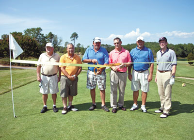 Meadowbrook Golf Club Opens New Golf Holes
