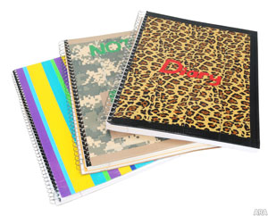 Creative and affordable ways to personalize school supplies