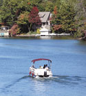 The Fall Festival Of Leaves Begins At Lake Lure...