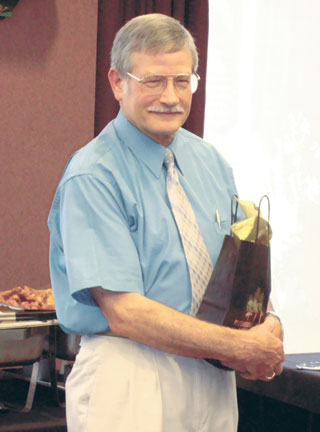 Dr. Tolhurst retires from Rutherford Hospital