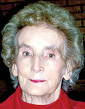 Mildred Leah Campbell Bradley, age 86