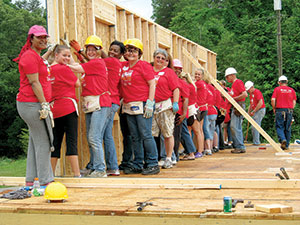 Habitat for Humanity plans Mother's Day Women Build