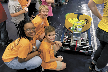Rutherford County Schools to Host  3rd Annual Robotics Competition 37 Teams to Compete in Carolina Isobots Regional Competition