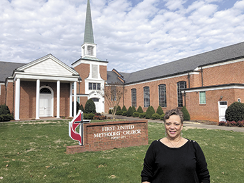 If She Played Football, You'd Know Her: Rev. Herbin Hopes You Find God In The Endzone Of Your Heart