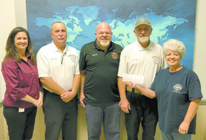 Eaton Corporation Makes Community Donations