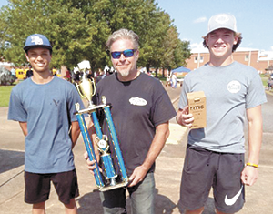 R-S Central Car Show  Best of Show Winner