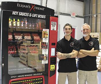 Father, son entrepreneurs expand business again