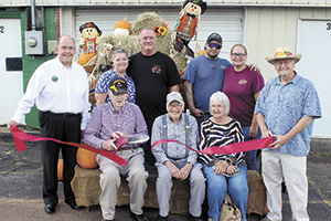 Rutherford County Farm Museum Holds Ribbon Cutting
