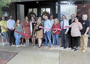 Main Street Realty Group, LLC holds ribbon cutting