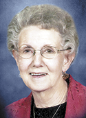 Mary Frances Moore, age 89