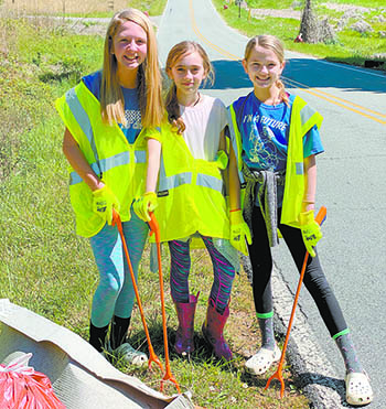 Keep Rutherford County Beautiful Earth Month hits new heights